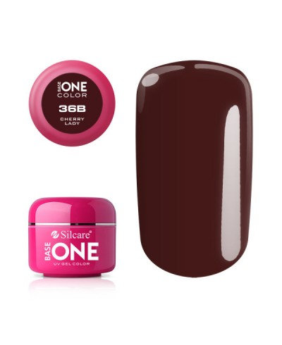 GEL UV SILCARE CHERRY LADY 5ML