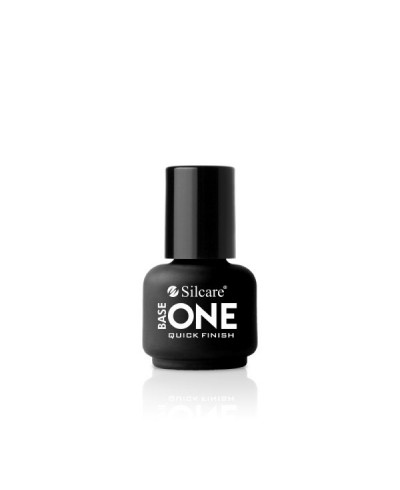 TOP COAT SILCARE BASE ONE FINISH 15ML