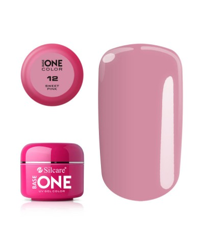 GEL UV SILCARE SWEET PINK 5ML