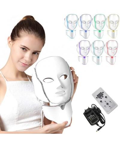 Maschera luminothérapie 7 Colore LED
