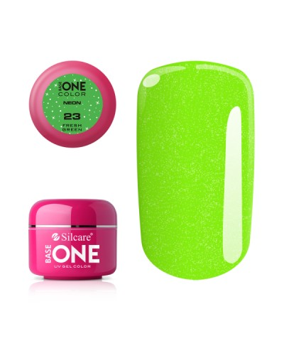 GEL UV SILCARE NEON FRESH GREEN 5ML