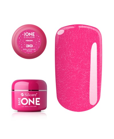 GEL UV SILCARE NEON DELICIOUS PINK 5ML