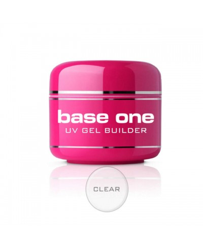 GEL UV BASE CLEAR SILCARE 50ML